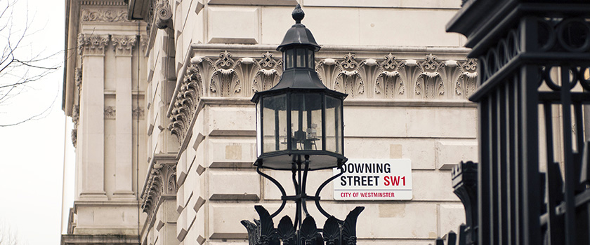GBP - A nightmare on downing street