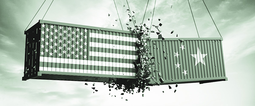 The end of the US-China trade war...