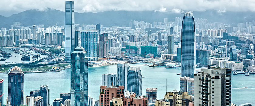 Hong Kong: Market Valuation Amid Local Recession