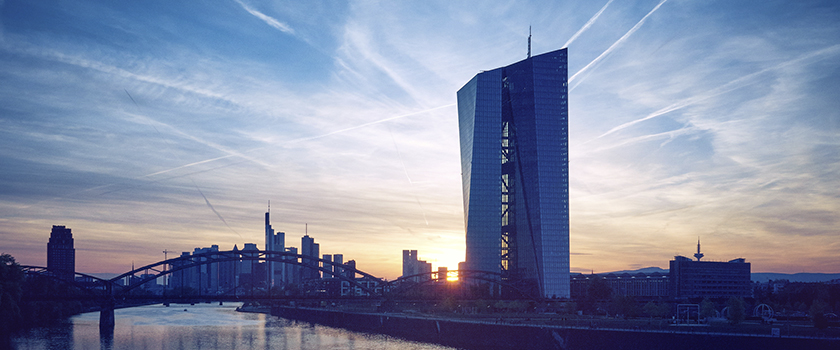 What is the ECB's strategy?