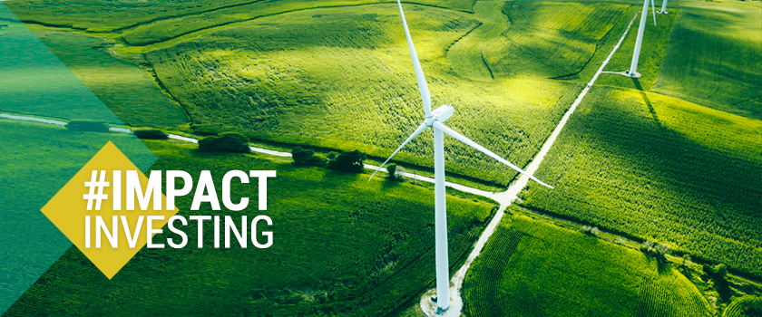 Impact investing - Creating the future now